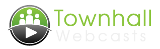 Townhall Webcasts services in bay area